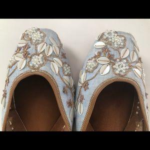 Shoes - Indian style punjabi jutti